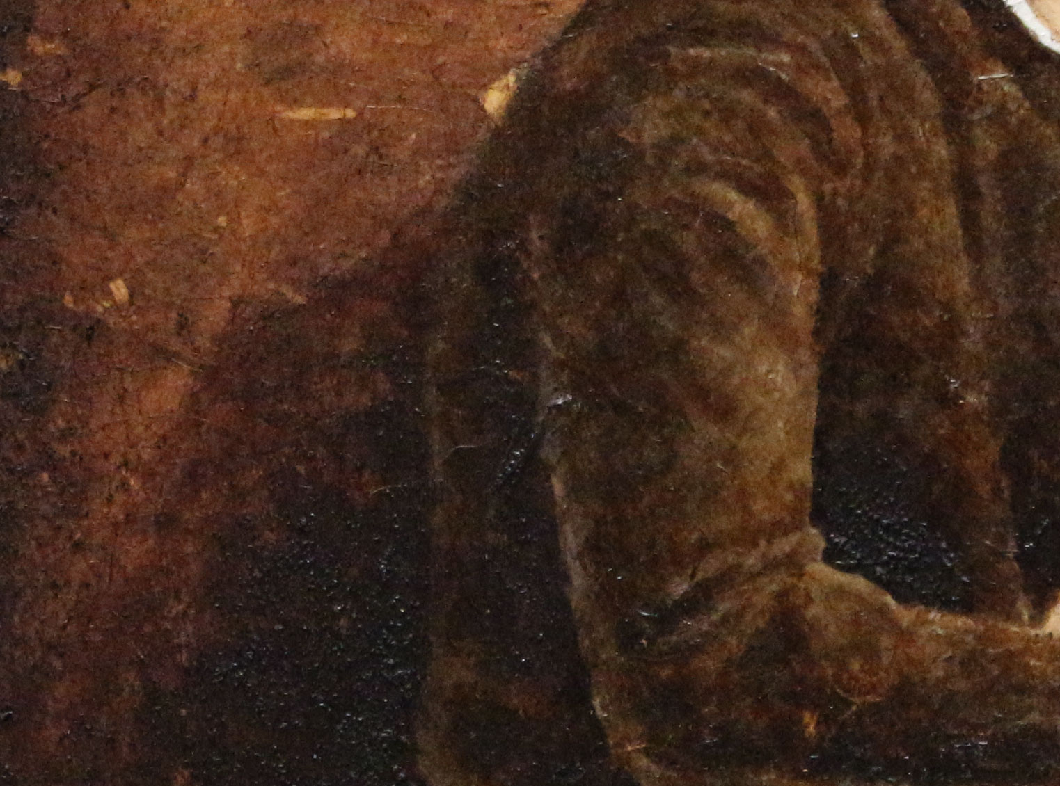 The Letter (Detail)
